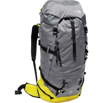 (取寄)ノースフェイス ファントム 50L バックパック The North Face Men's Phantom 50L Backpack Blazing Yellow/Mid Grey