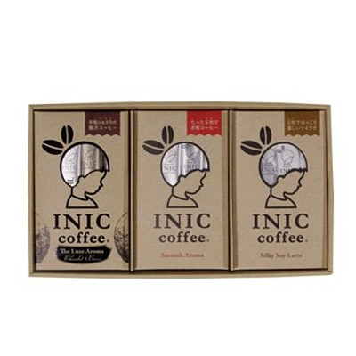 INIC coffee for Soy Cafe Mocha set