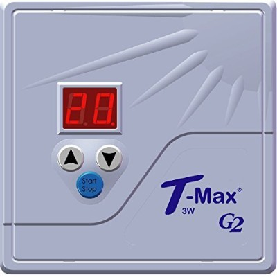 TMax 3W G2 (3A) Digital Tanning Bed Timer - 20 Min Timer by TMax