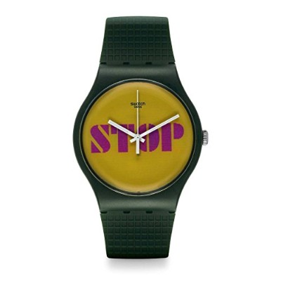 Montre Swatch Stop Think Talk