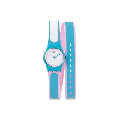 Montre Swatch Lady Tropical Beauty double tour
