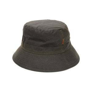 Barbour bucket hat - グリーン