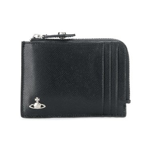 Vivienne Westwood all around zip wallet - ブラック