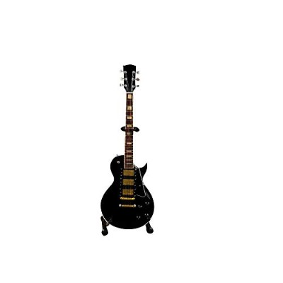 AXE HEAVEN Ace Frehley Black Beauty Miniature Guitar Replica Collectible [並行輸入品]
