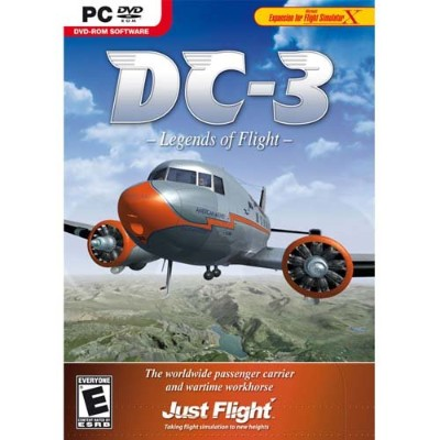 DC-3 - Legends of Flight (輸入版)