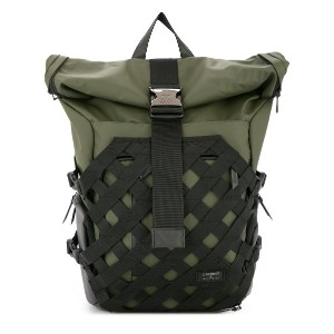 Makavelic Fearless Rolltop バックパック - グリーン