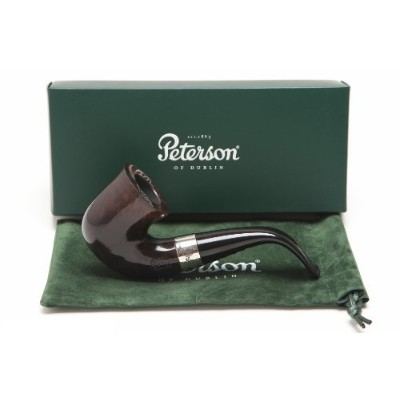 Peterson Fermoy 05 Tobacco Pipe Fishtail by Peterson