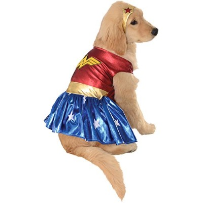 Halloween Costumes Item - Cat & Dog Costume Wonder Woman Small by BESTPR1CE
