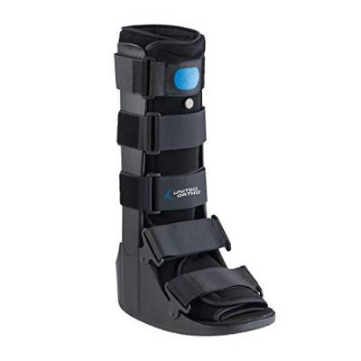United Surgical Air Cam Walker Fracture Boot X-Small Blue by United Surgical