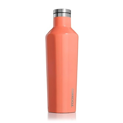 Corkcicle Triple Insulated Waterボトルand Thermos 16 oz オレンジ C2016GPE