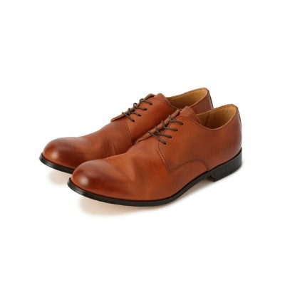 RATTLE TRAP  PADRONE パドローネ DERBY PLAIN TOE SHOES メンズ ビギ シューズ【送料無料】