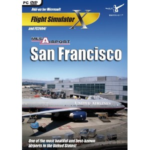 Mega Airport San Francisco (輸入版)