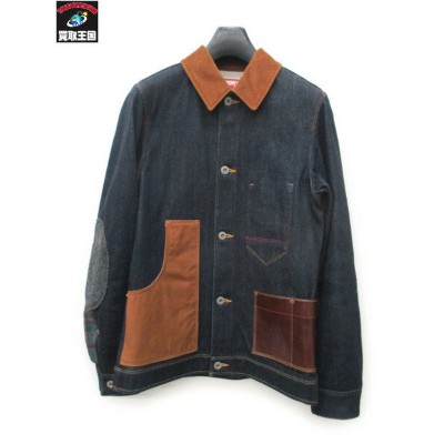JUNYA WATANABE COMME des GARCONS×Levis カバーオール XS【中古】[値下]