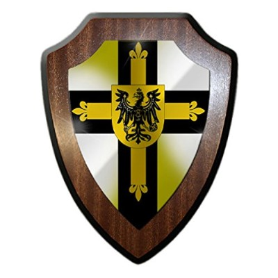 ドイツプロイセンOrder Eagle East Knight Medieval Frederick the Great – Escutcheon / Wall Sign