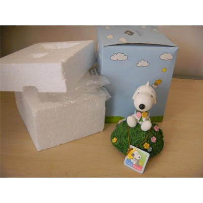 Rare! Westland BABY SNOOPY Music Box - PUPPY LOVE - Nursery Decor by Baby Snoopy