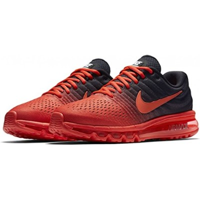 NIKE AIR MAX 2017 BRIGHT CRIMSON/TOTAL CRIMSON/BLACK ナイキ エア マックス 2017 849559-600 (26.5)