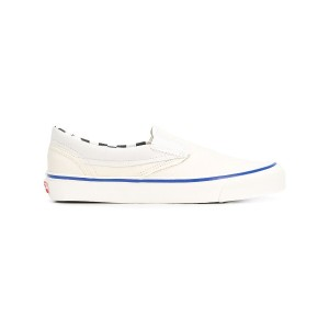 Vans classic slip-on sneakers - ホワイト