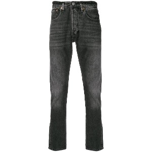 Levi's low rise jeans - グレー