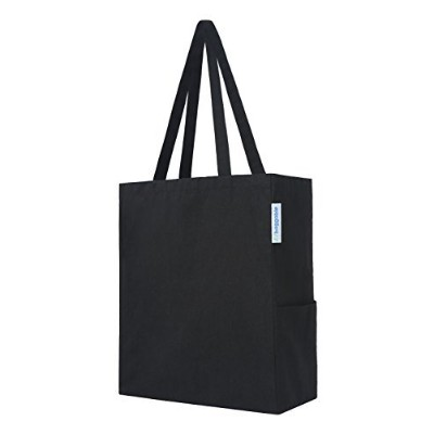 Reusable Grocery Bags by Baggable ブラック