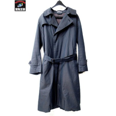AURALEE/2016AW/FINX CHAMBRAY TRENCH COAT/トレンチコート/4【中古】[値下]
