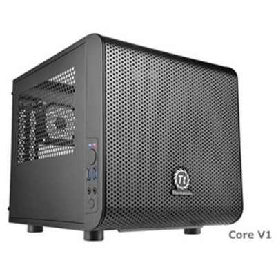 Thermaltake CA-1B8-00S1WN-00 Mini-ITX対応PCケース