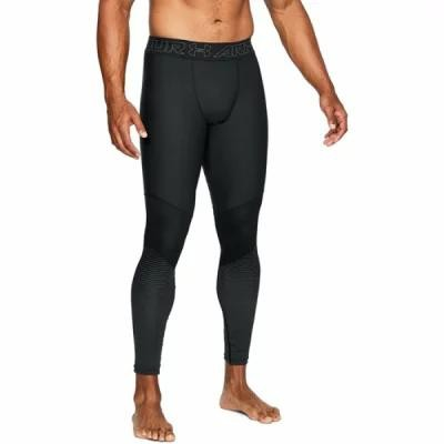 アンダーアーマー Under Armour タイツ・スパッツ Threadborne Vanish Football Tights Black/Silver
