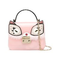 Furla Candy Ginger ショルダーバッグ - ピンク
