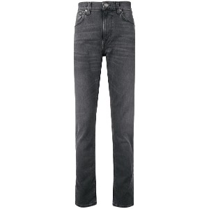 Nudie Jeans Co classic slim-fit jeans - グレー