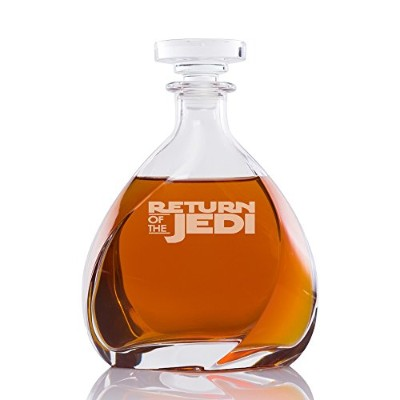 Abbyスミス、Return of the Jedi Engraved Madison Decanter