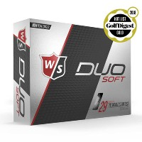 Wilson Staff DUO SOFT Golf Ball【ゴルフ ボール】