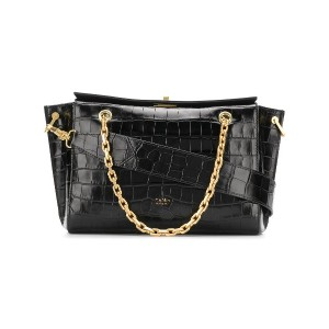 Max Mara chain shoulder bag - ブラック