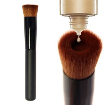 Liquid Foundation Brush Pro Powder Kabuki Makeup Brushes Face Make up Tools リキッドファンデーションブラシプロパウダー歌舞伎...