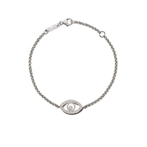 Chopard Good Luck Charms ブレスレット - White Gold