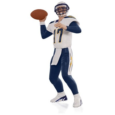 NFL San Diego Chargers Philip Riversオーナメント2015ホールマーク
