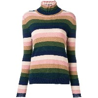 Roberto Collina striped jumper - ブルー