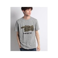 【SALE 60%OFF】KRIFF MAYER Good-old-T(HANDSIGN)(グレー)【返品不可商品】