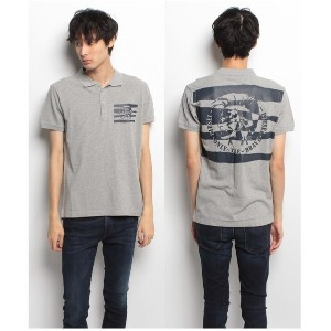 【SALE 58%OFF】DIESEL DIESEL(アパレル) 00SQS7 0CAMB 912 SHIRTS(グレー)【返品不可商品】