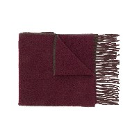 Vivienne Westwood Classic Orb scarf - レッド