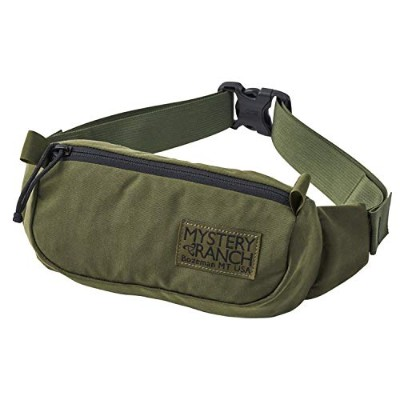 MYSTERY RANCH(ミステリーランチ) FORAGER HIPSACK フォーリッジャーヒップサック 19761246 Olive オリーブ ワンサイズ