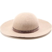 【SALE 50%OFF】HATS & DREAMS ツバ広ハット 22BEIGE/3NTAUPE1