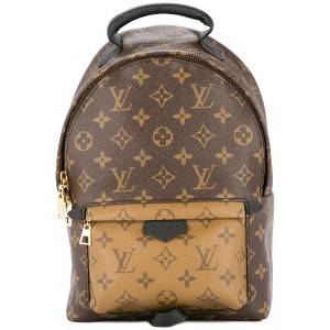 Louis Vuitton Pre-Owned Palm Springs PM バックパック - ブラウン