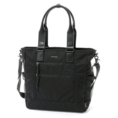 DIESEL ディーゼル X05475 P1516 F-URBHANITY TOTE 2way トートバッグ T8013