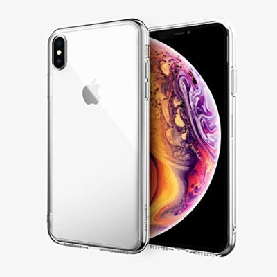 ABSOLUTE・LINKASE AIR/Gorilla Glass for iPhone XS Max (クリア)
