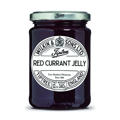 Tiptree Red Currant Jelly 340 g (order 6 for trade outer) / ティプトリーレッドカラントゼリー340グラム(商品アウター用6順)