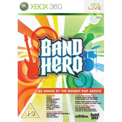 Band Hero - Game Only (Xbox 360)