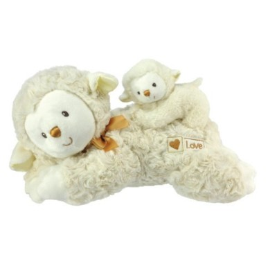 Kids Preferred Special Delivery Mama Baby Musical Plush Toy, Lamby by Kids Preferred [並行輸入品]