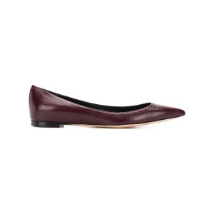 Nina Ricci pointed toe ballerinas - パープル