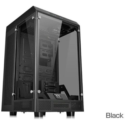 【送料無料】 THERMALTAKE PCケース TT Premium The Tower 900 CA-1H1-00F1WN-00 ブラック