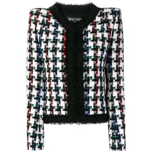 Balmain classic tailored jacket - ホワイト
