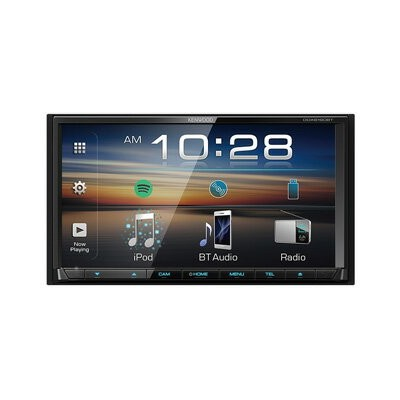 KENWOOD/ケンウッド DDX6190BT DVD/CD/USB/iPod /Bluetoothレシーバー MP3/WMA/AAC/WAV/FLAC対応